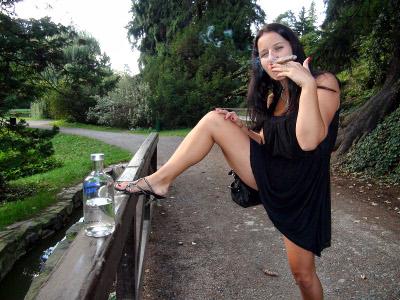 Drunken Women Not Having Sex
