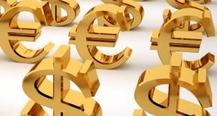 GoldEurosAndDollars