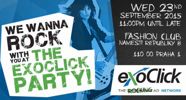 ExoClickTESParty