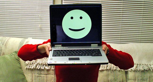 HappyLaptop