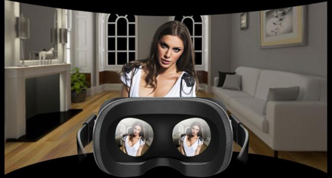 AliceX virtual girlfriend