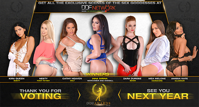 DDF Network Sex Goddesses 2016