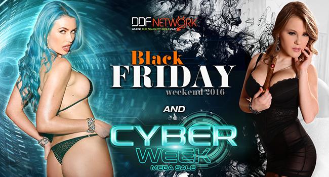 DDF Black Friday sale