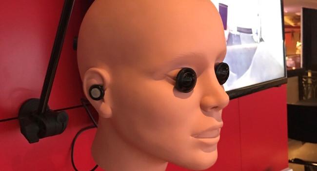 POV VR headgear