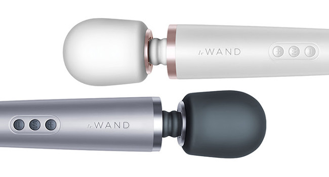 One of the immutable laws of commerce is that second-generation products improve upon their progenitors. That's the case with Le Wand Version 2, according to the creator.