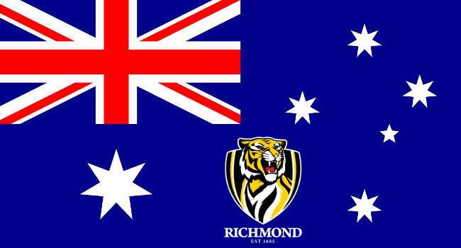Richmond Football Club, the current champion of the Australian Football League, is at the center of one of the weirder revenge porn/pro sports stories I've run across –- or one of the stranger ones I've run across this week, at least.