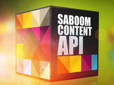 Saboom Content API