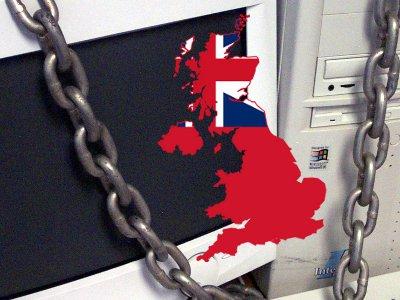 UK censorship